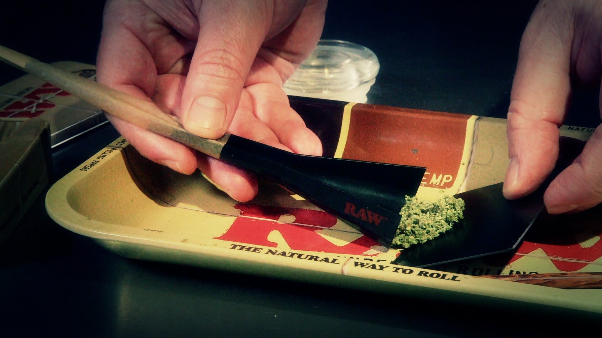 How to Fill Pre-Rolled Cones with the New RAW Loader: Cannabasics #8