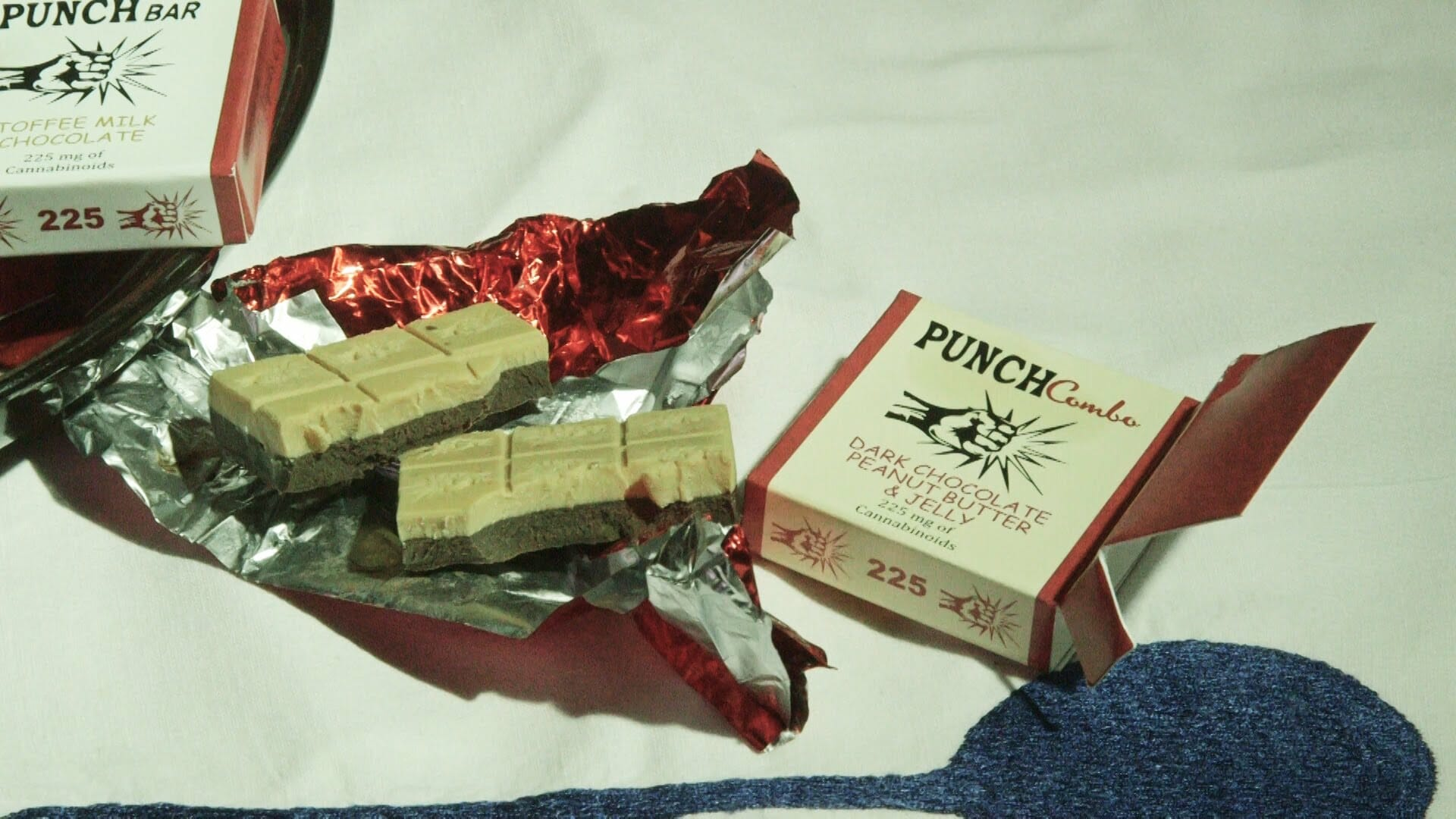 Punch Edibles Cannabis Infused Chocolates Blazin' Gear Review